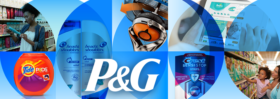 P&G Title Page