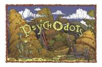 Psychodots Poster